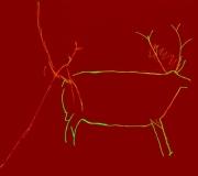 Cave Deer-002