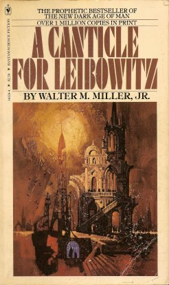 "canticle for leibowitz A canticle for leibowitz is a very highly regarded work of post-apocalyptic fiction the story is presented in three ""acts"", each roughly 600 years apart the first act is set about 600 years post nuclear holocaust."