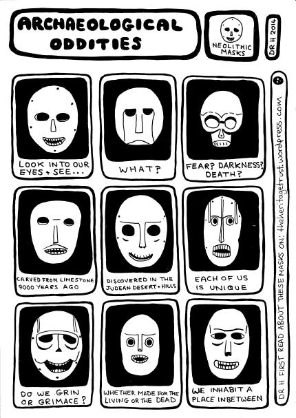 AO Neolithic Masks