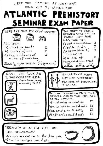 APS Exam paper 1