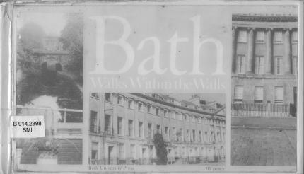 Bath walks within the walls cover