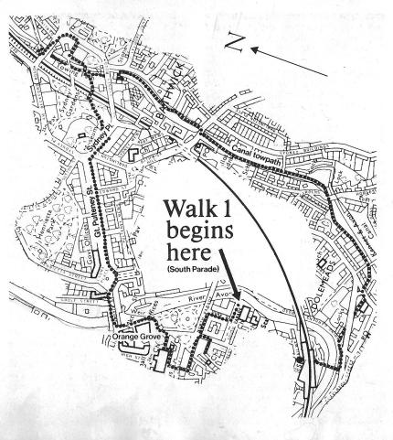 Bath Walk 1