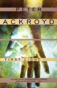 First Light front cover