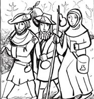 Lucinda pilgrims