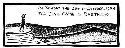 Devil in Dartmoor